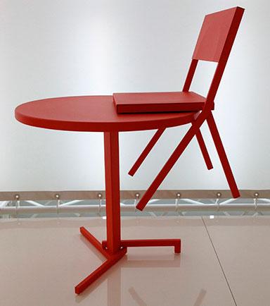 Складная мебель для кафе
