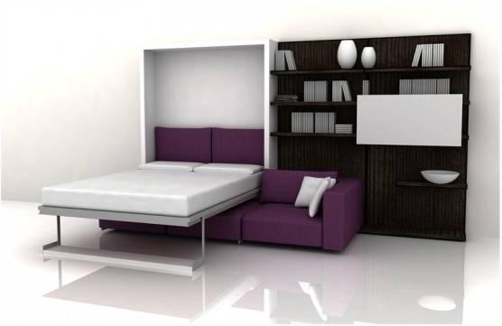 Складная мебель в интерьере