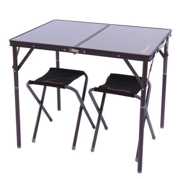 Складной стол и стулья KingCamp