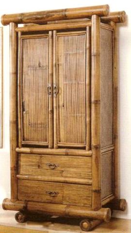 Современная мебель из бамбука