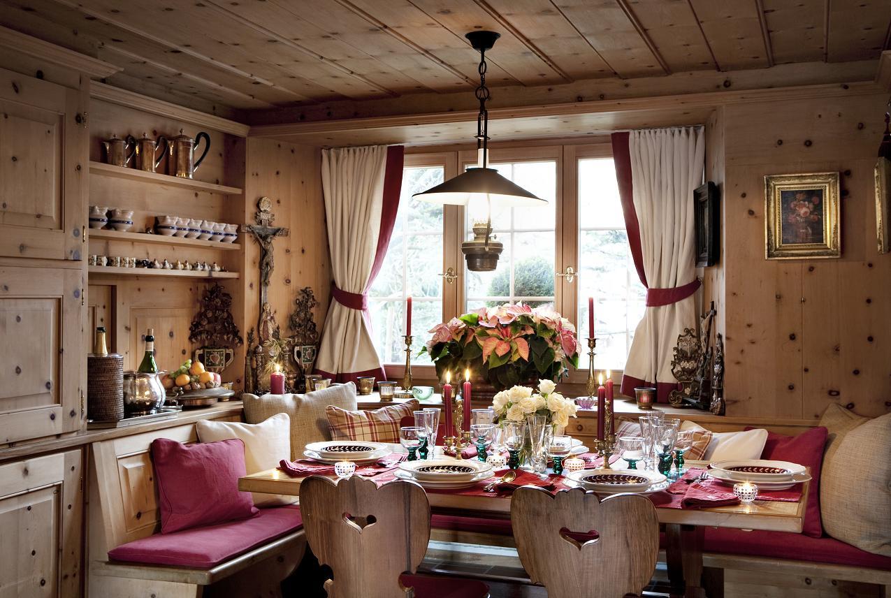Создаем уют на кухне