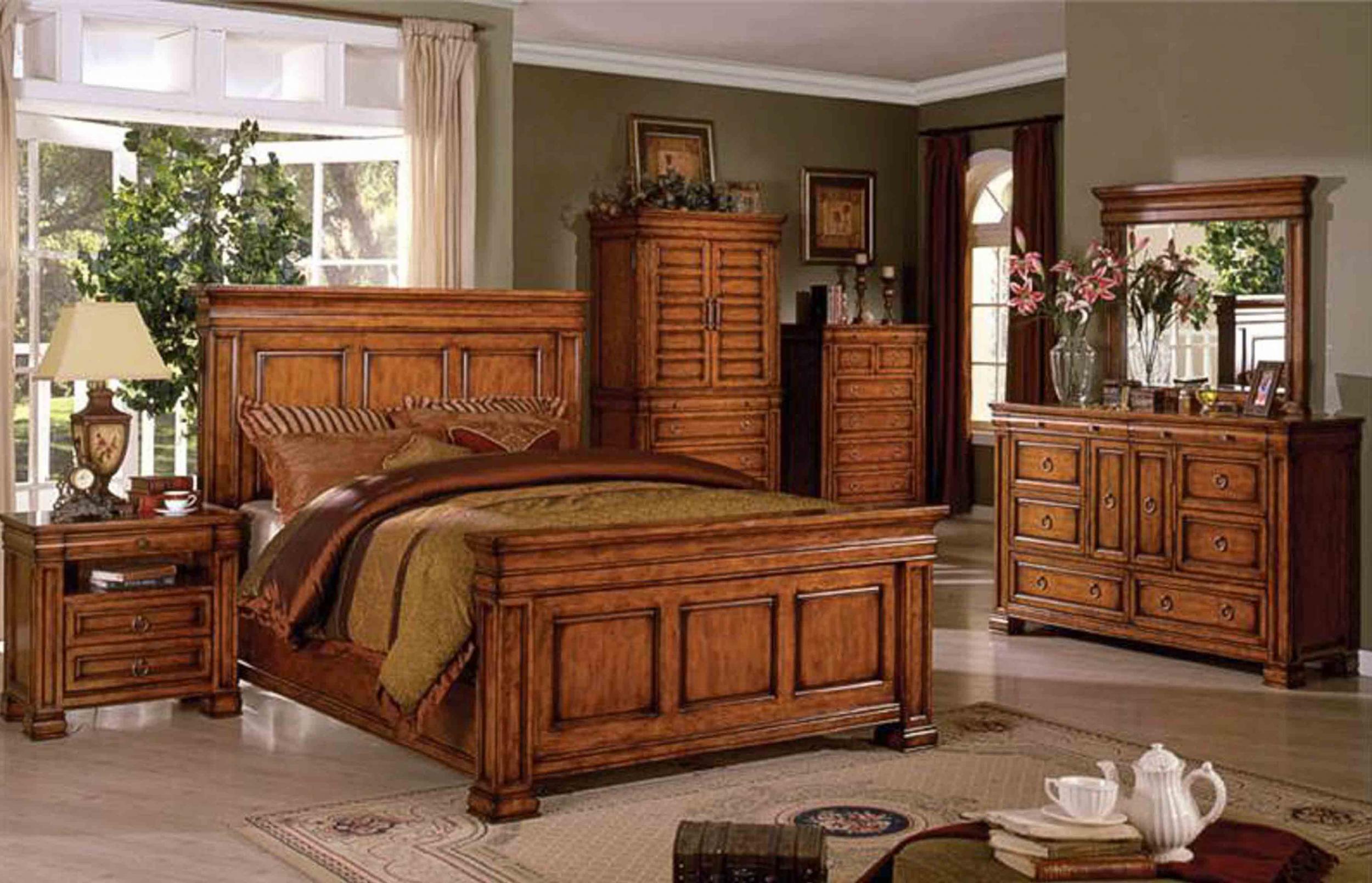 Спальная комната с приятным интерьером