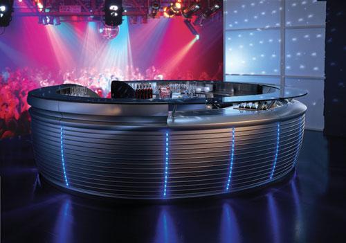 Спец мебель для ночных клубов
