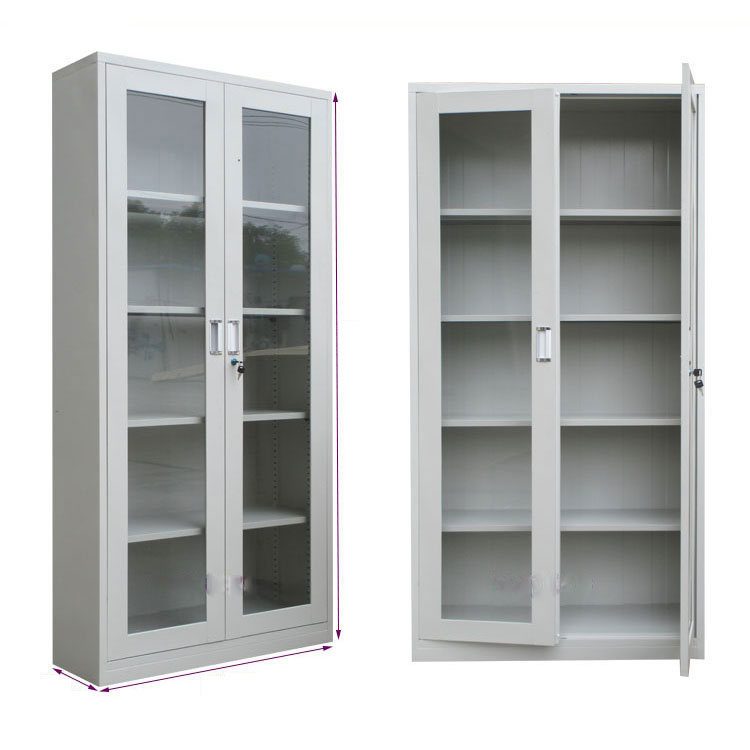 Стеклянный шкаф