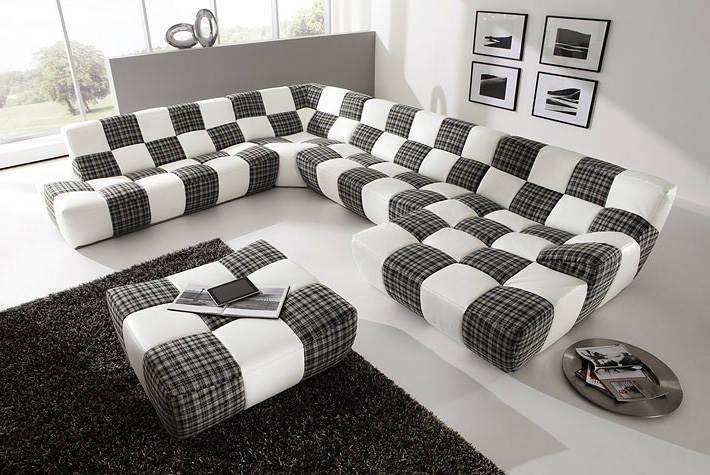 Стильные диван