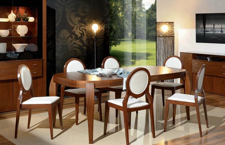 Стильные стулья для обеденной зоны