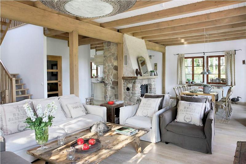 Стоит ли использовать белую мебель
