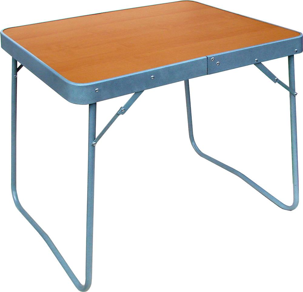 Стол на основе металла