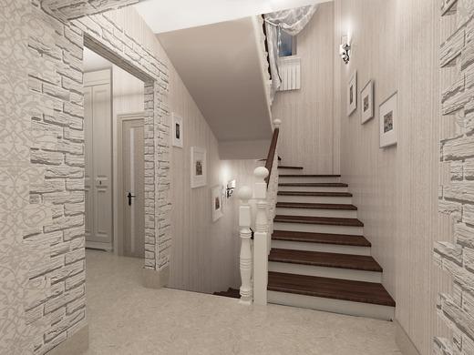Светлые тона в небольшой комнате