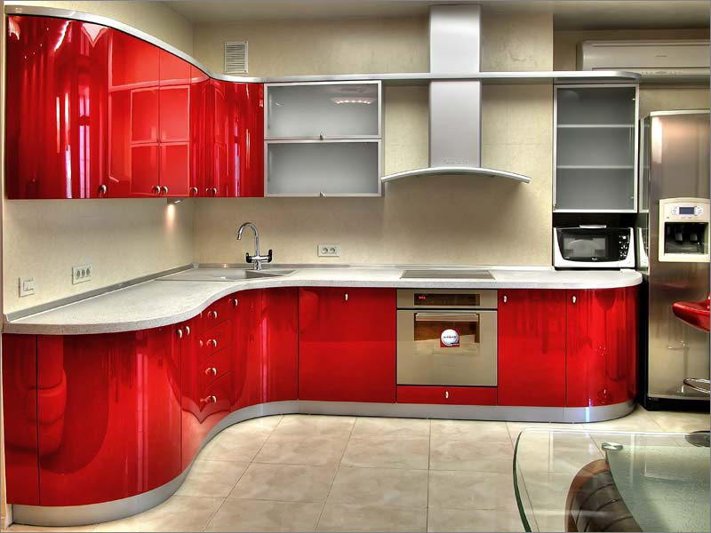 Цвет кухни