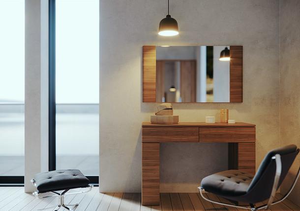 Туалетный столик из коллекции мебели для спальни