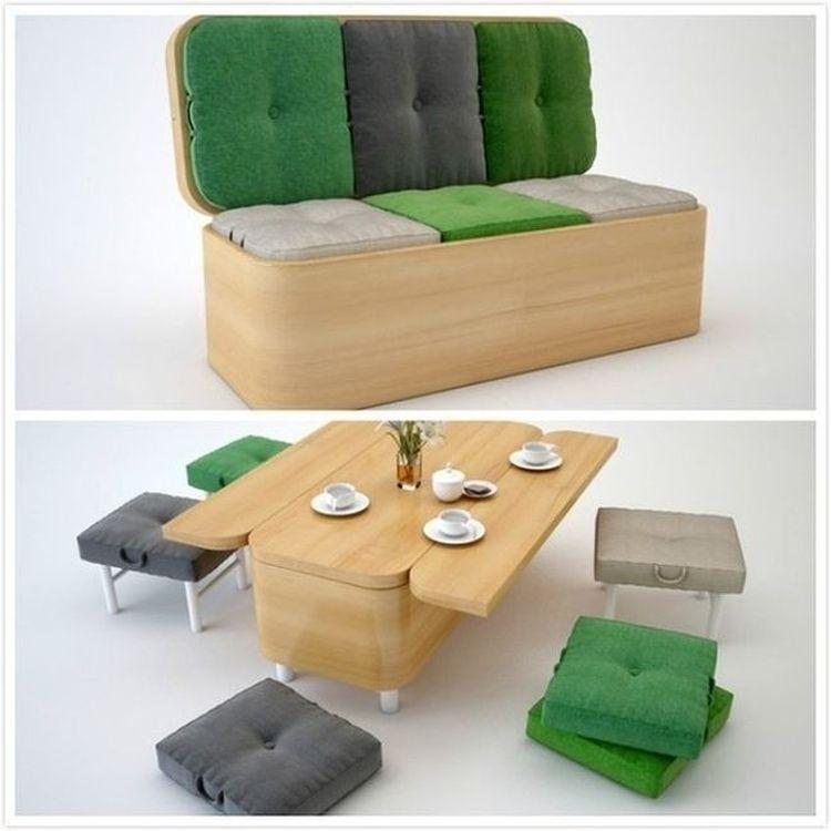 Удивительная мебель для дома