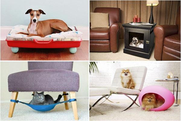 Удобная мебель для животных