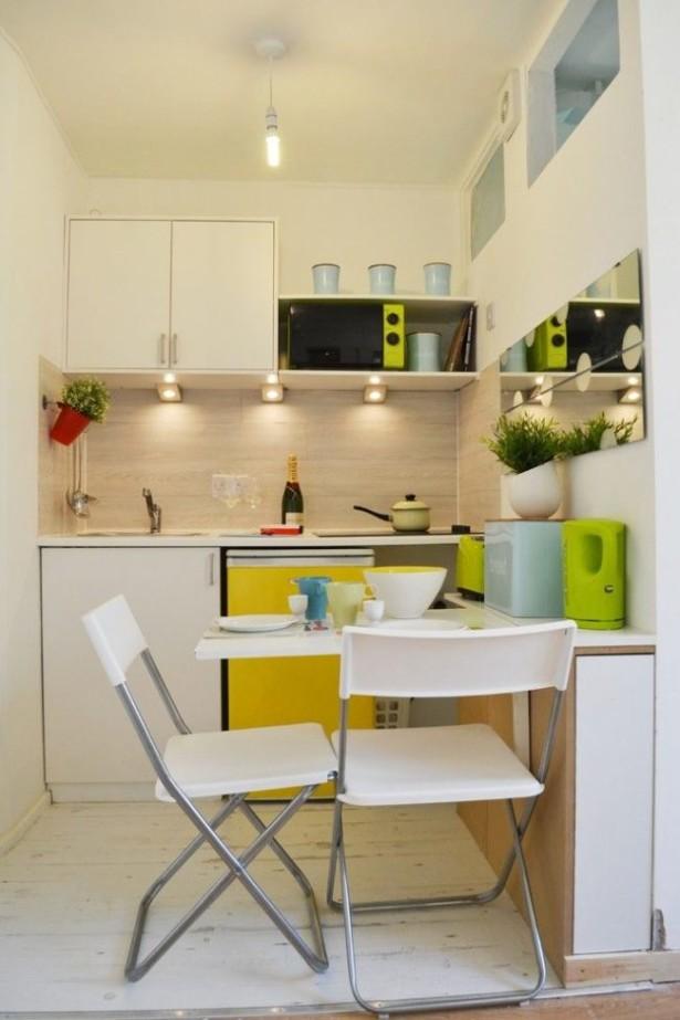 Удобная складная мебель для маленькой квартиры