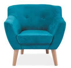 Удобные бирюзовые кресла