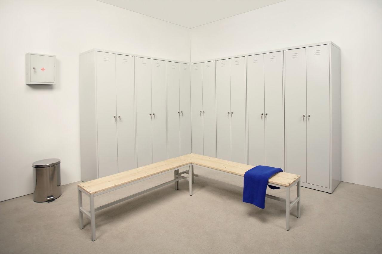 Удобные металлические шкафы