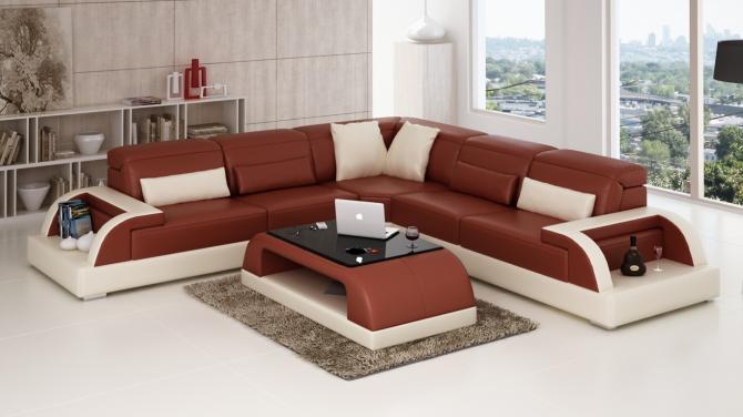 Удобство угловой мебели
