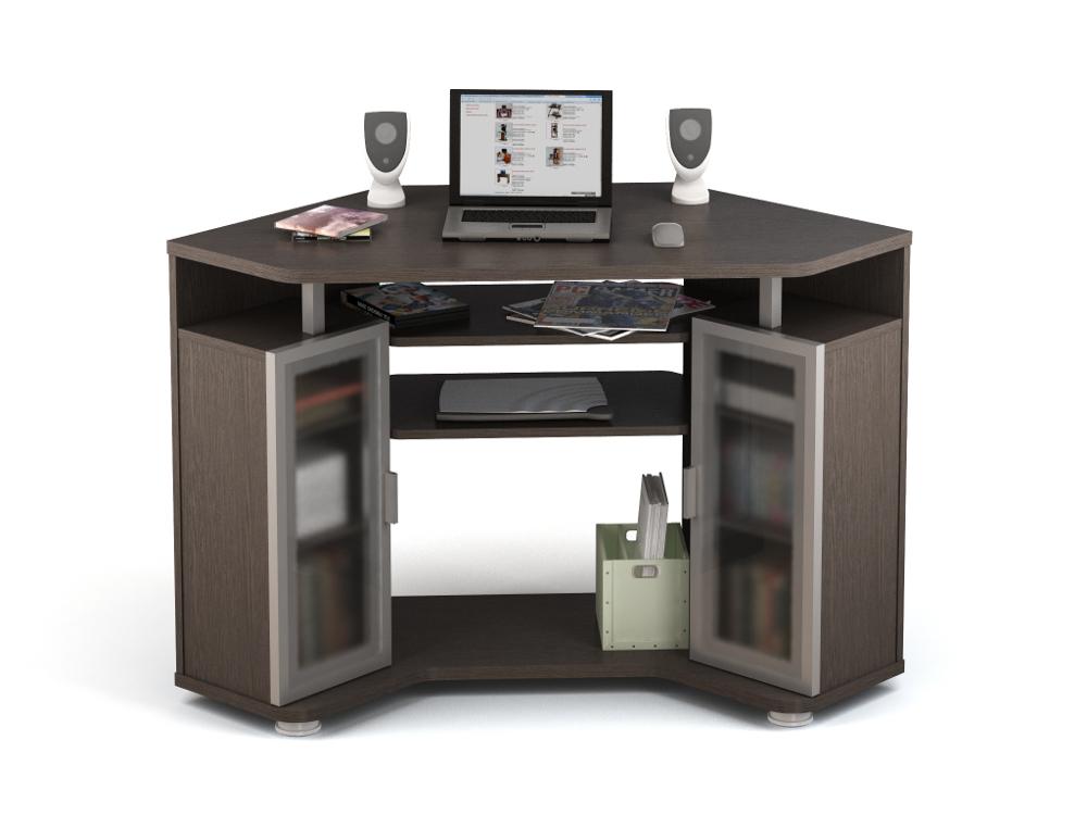 Угловой стол для ноутбука