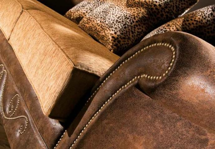 В модном мебельном дизайне гвоздь
