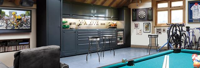 Вип-мебель для гаража