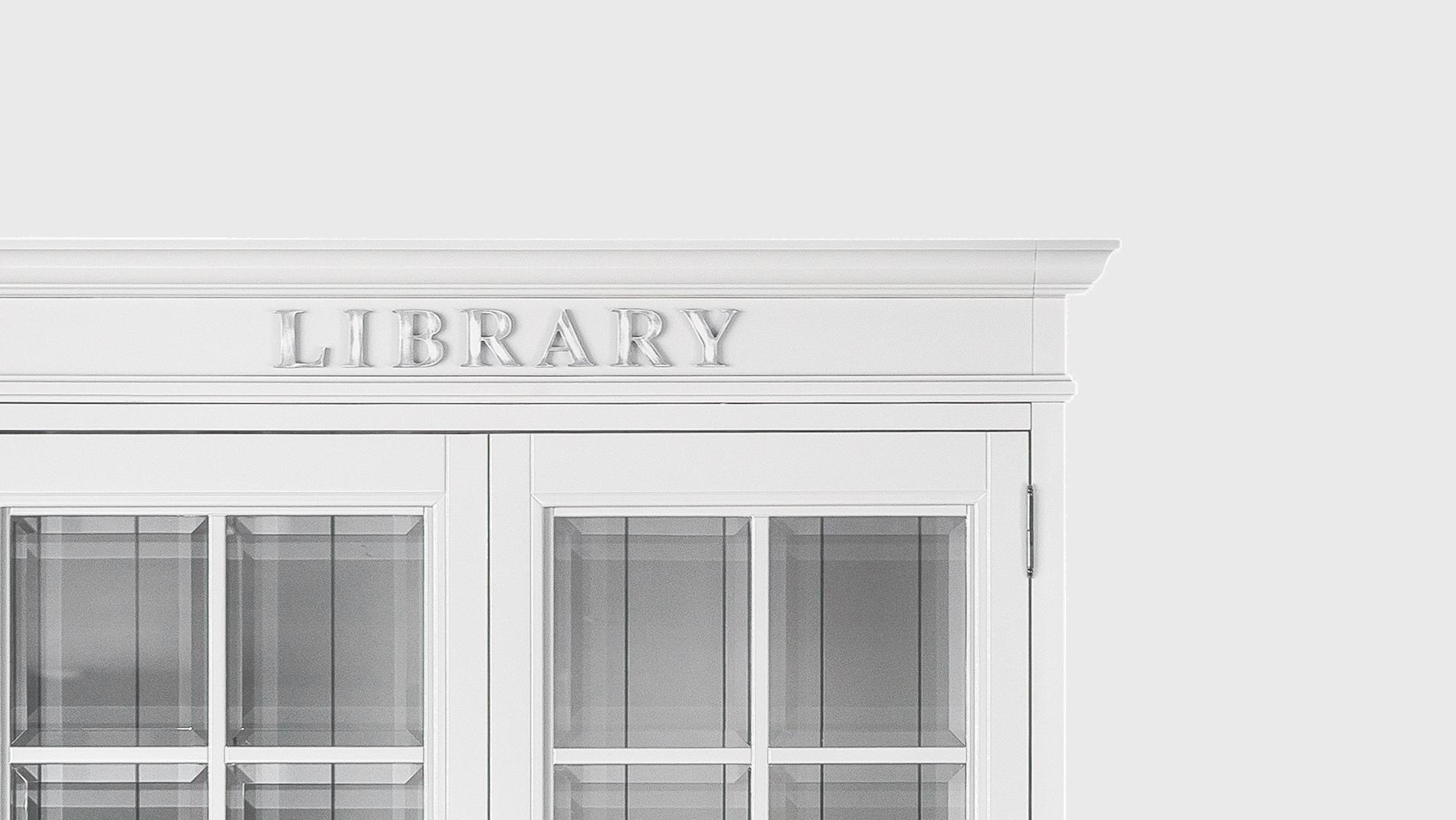 Витрина-библиотека