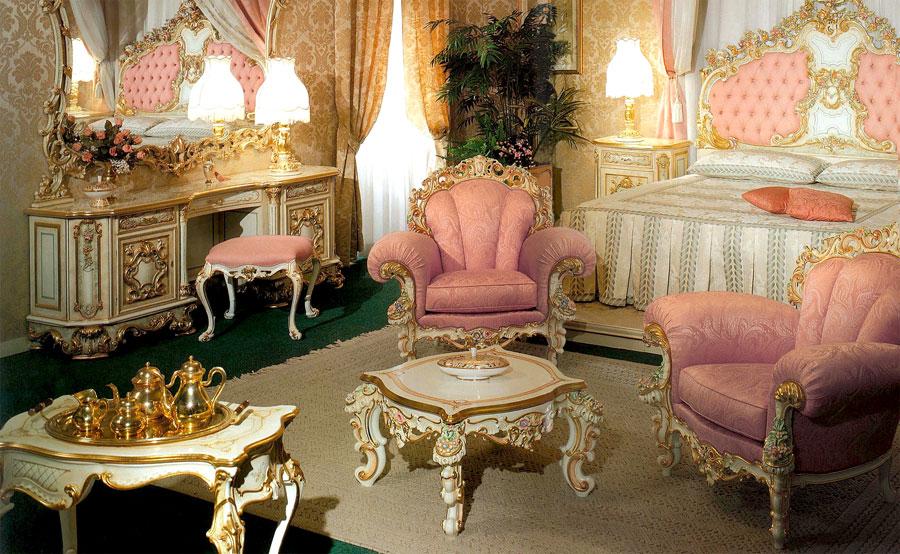 Воплощение французского стиля стиля в интерьер