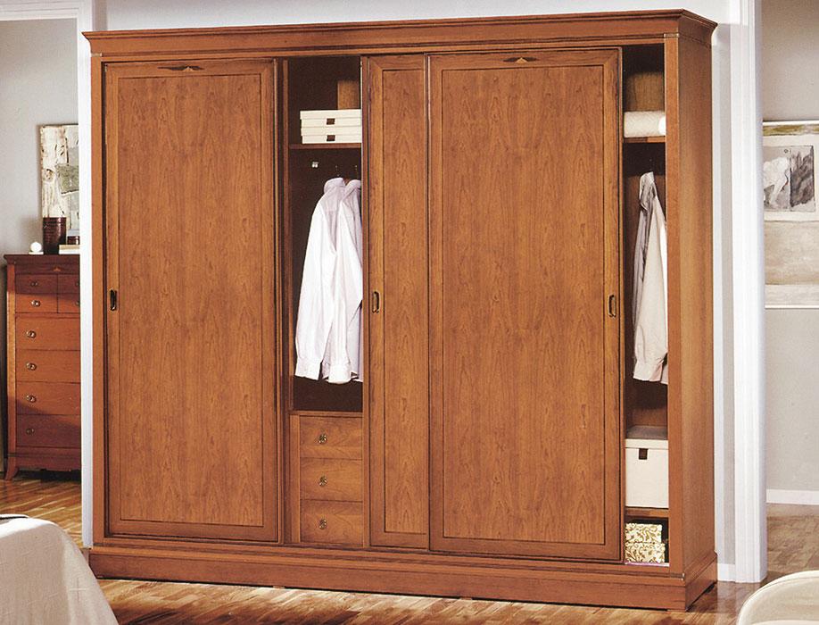 Встроенный практичный шкаф