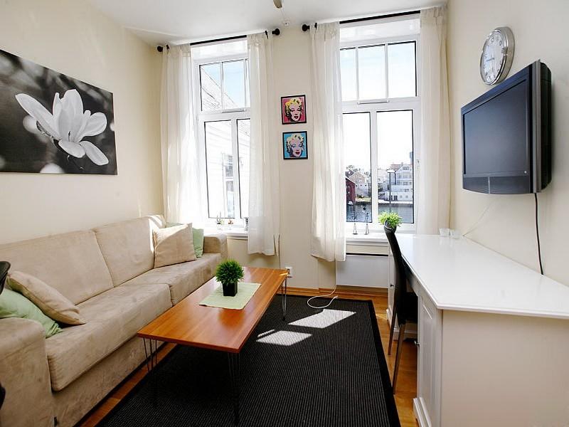 Выбираем диван для маленькой гостиной