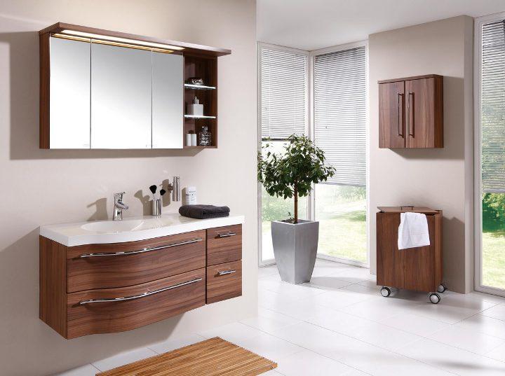 Выбираем качественную мебель для ванной комнаты