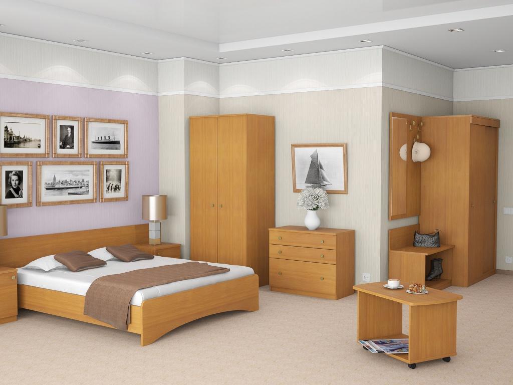 Выбираем мебель для гостиницы или общежития