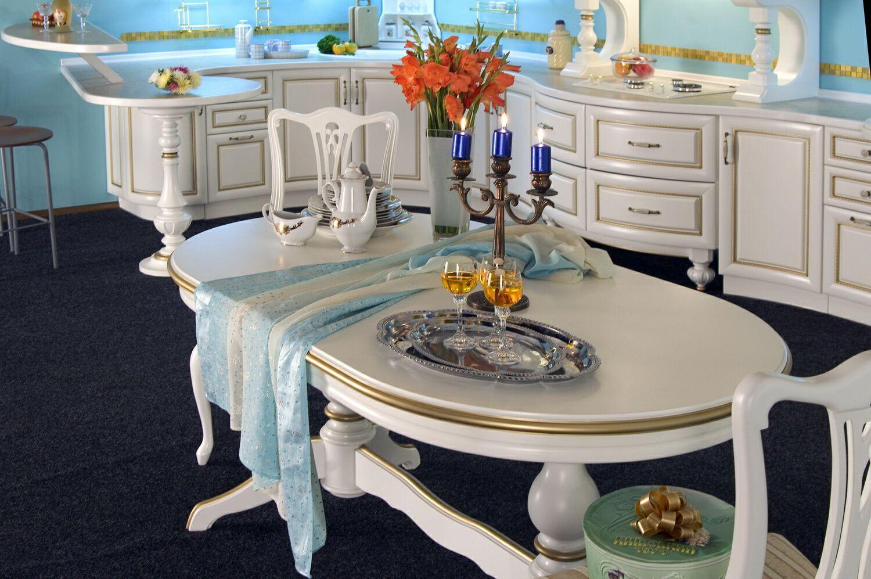Выбираем мебель для столовой