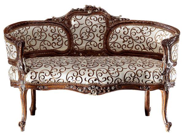 Выбор оригинальной мягкой мебелью