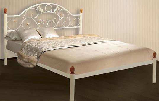 Барокко стиль современной кровати