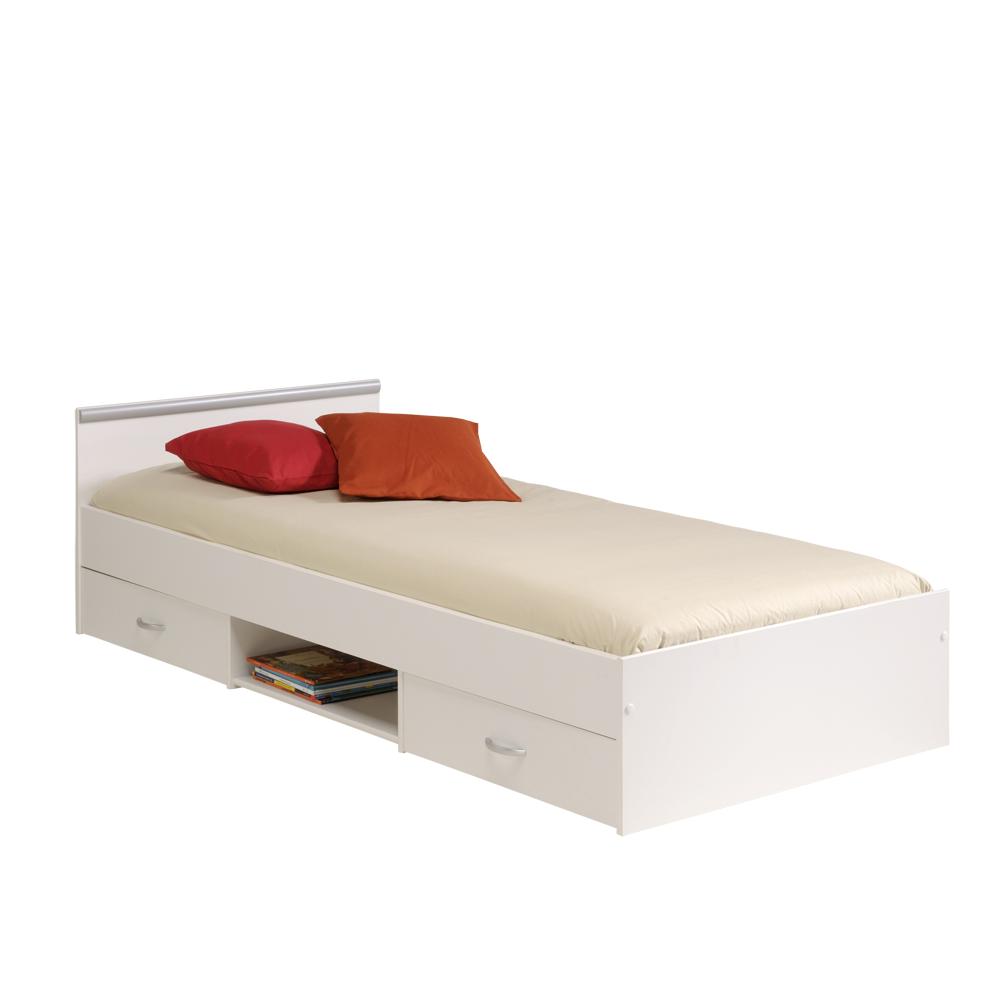 Белая мебель для сна