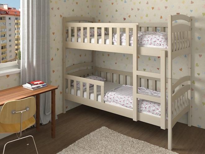 Белые предметы мебели для ребенка