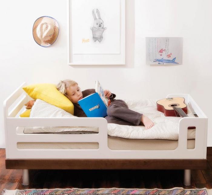 Борты современной кровати