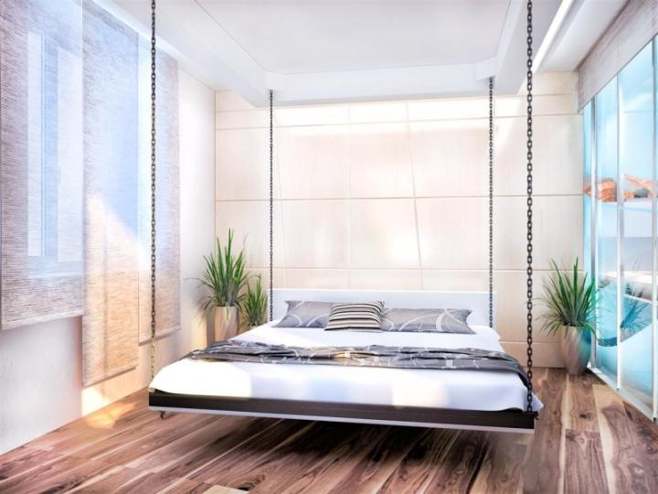 Чем отличается современная кровать на канатах