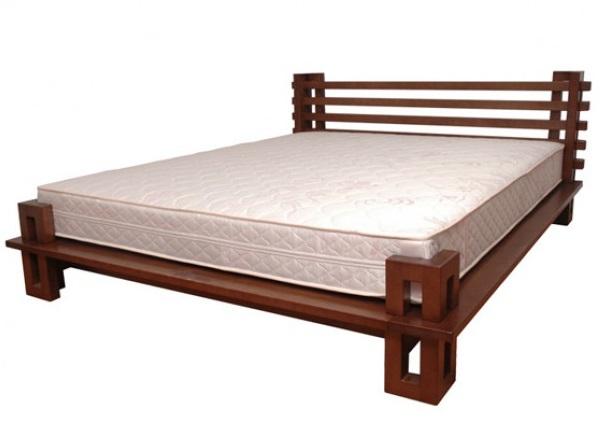 Чем отличаются кровати в японском восточном стиле