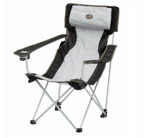 Черно-белое кресло