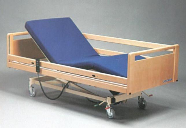 Четырехмоторная современная койка для больного