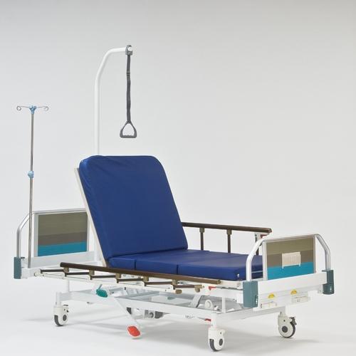 Четырехсекционные модели коек для больницы