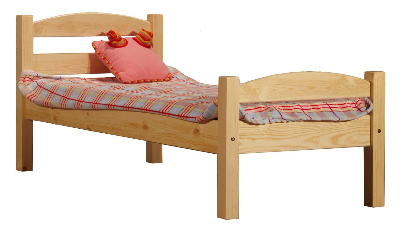Деревянная кровать для ребенка