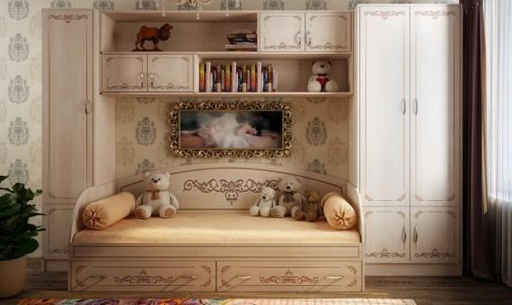 Десткие предметы мебели для сна
