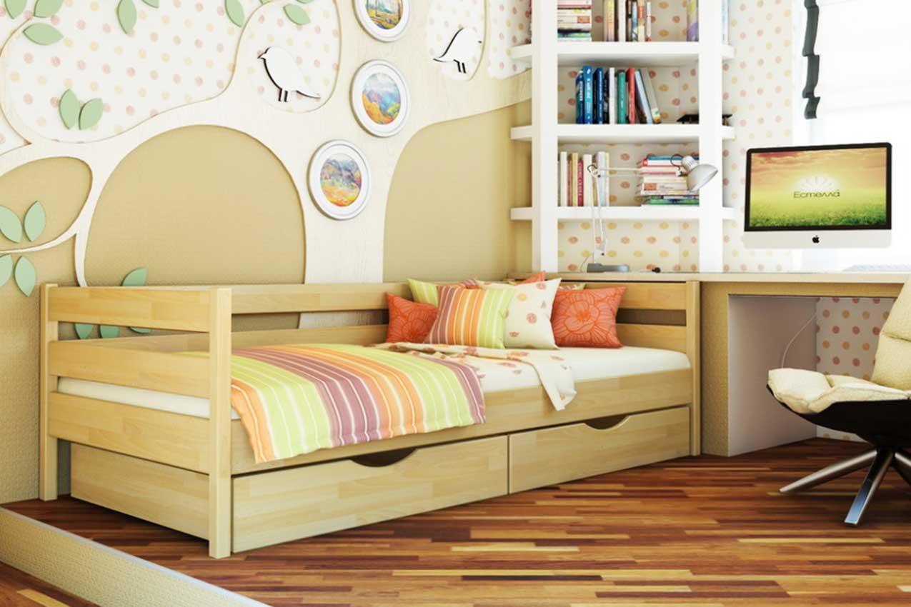 Детская деревянная модель