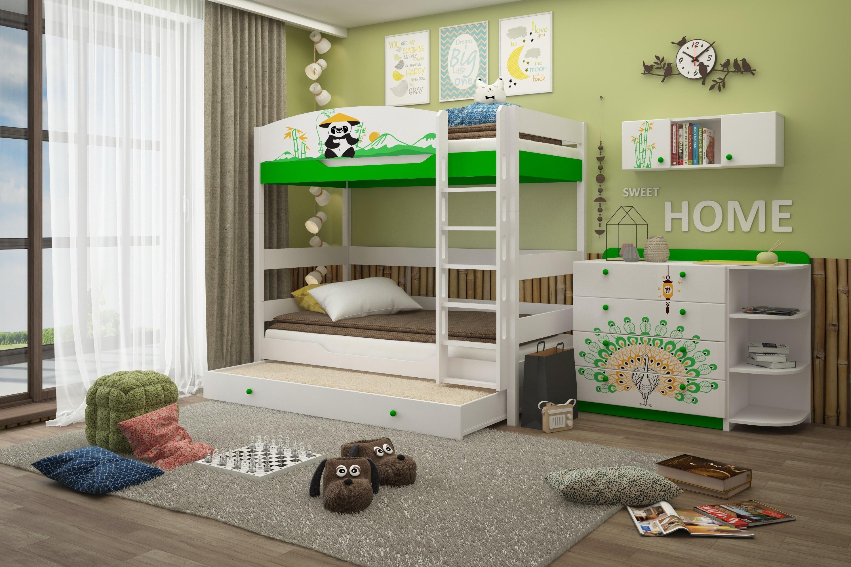 Детская модель спального места