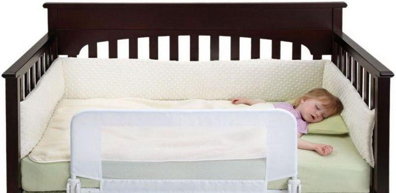 Детские кровати с бортиками для возраста от трёх до восьми лет