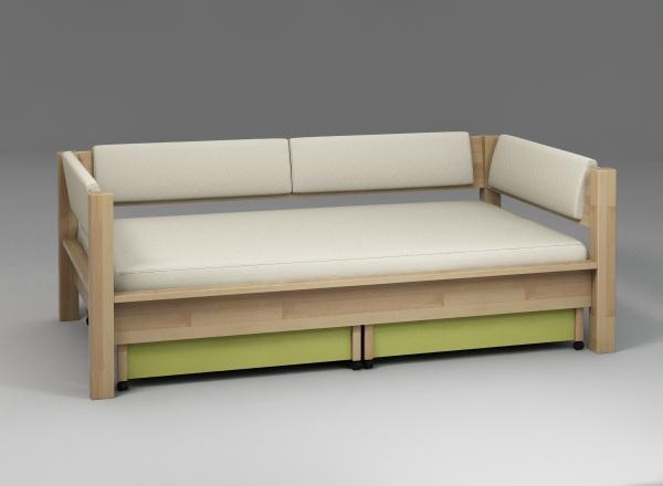 Диван-кровать подростковая