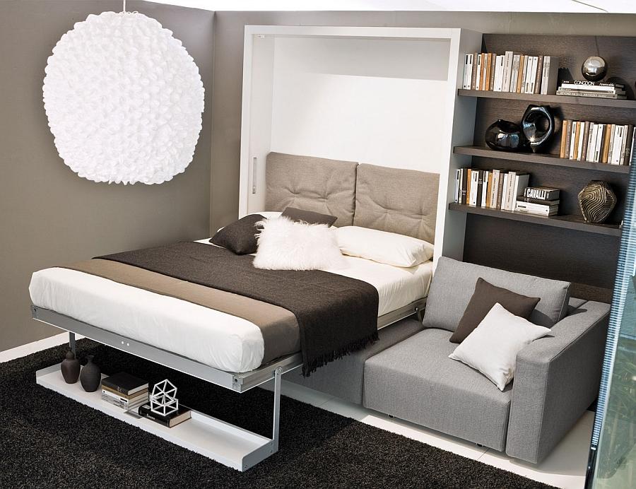 Диван-кровать в интерьере