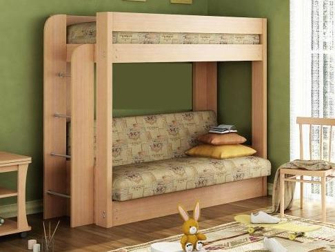 Диван-кровать высоких размеров