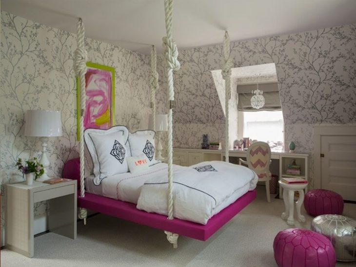 Дизайн креативной кровати